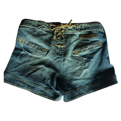 Jean Paul Gaultier Jean Shorts