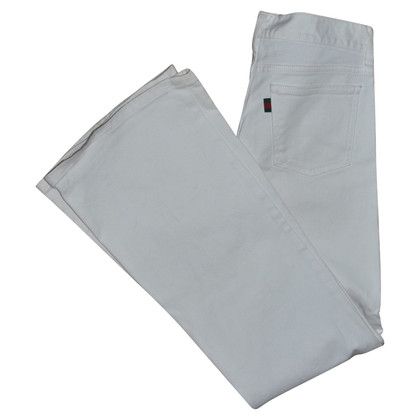 Gucci White jeans