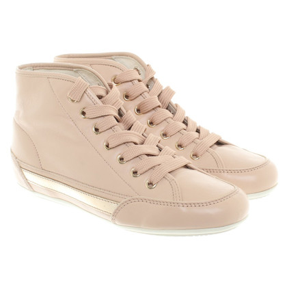 Hogan Sneakers in Nude