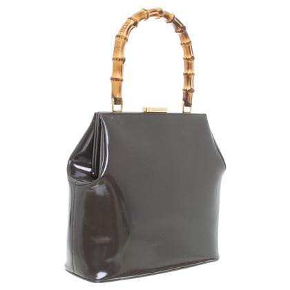 Gucci Handbag in chocolate brown