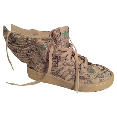 Jeremy Scott for Adidas scarpe da ginnastica Second hand