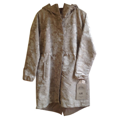 Max Mara Reversible coat in beige