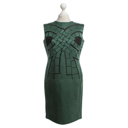 Shanghai Tang  Dress in green