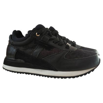 Dolce & Gabbana dames sneakers sportschoenen zwart EU 38.5