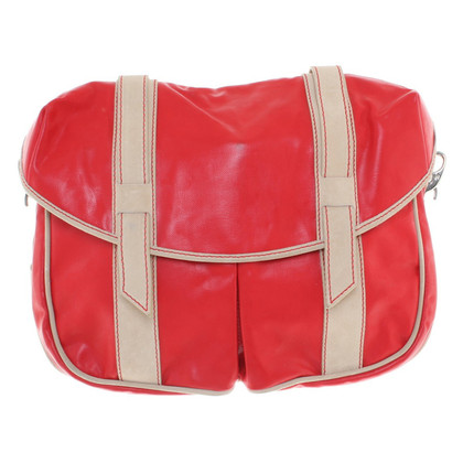 Fay Handtasche in Rot