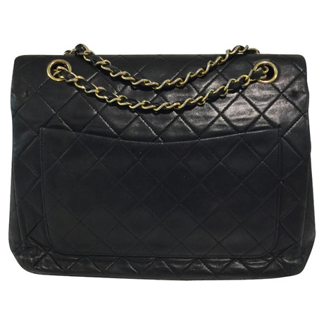 Chanel 2.55 Umhängetasche Schwarz Günstig Kaufen Exklusiv Verkauf Besuch Neu eVYXfM
