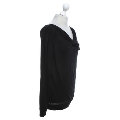Paule Ka maglione maglia in nero
