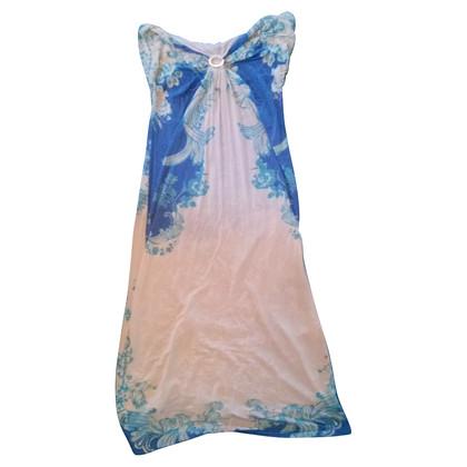 Roberto Cavalli Witte jurk