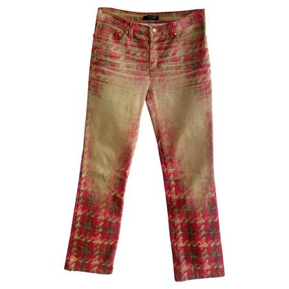 Roberto Cavalli Jeans in multicolor