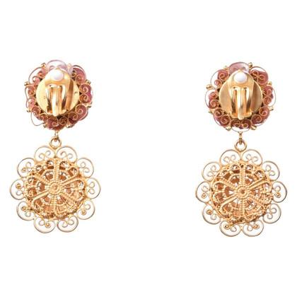 Dolce & Gabbana Boucles d'oreilles