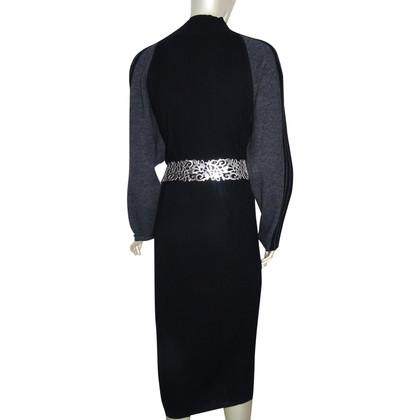 Hugo Boss Kleid mit Wolle