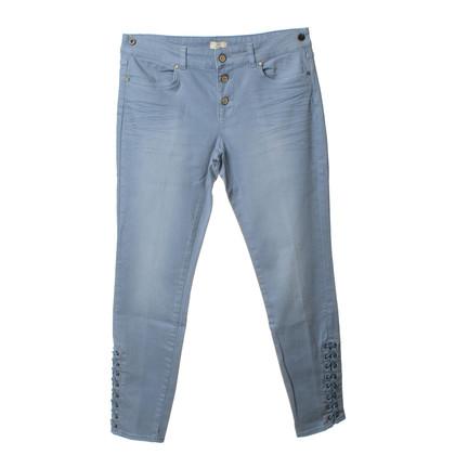 Hoss Intropia Jeans con laccetti