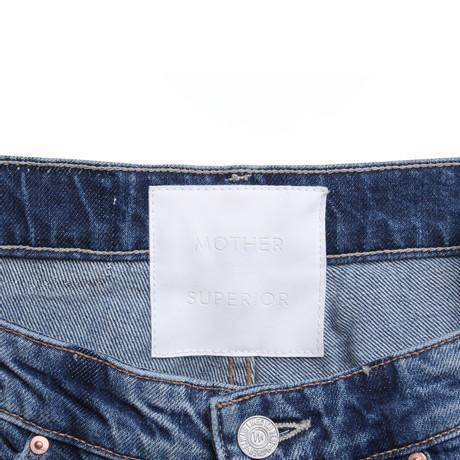 Mother Jeans in Blau Blau Besuch Mit Mastercard Online-Verkauf Günstig Kaufen Sehr Billig KyaDHGc