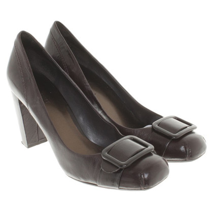 Nine West pumps Brown