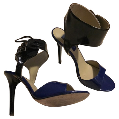 H Choo amp;M Sandaletten Jimmy for Choo Blau Jimmy xn4fWqOI
