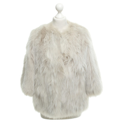 Simonetta Ravizza Short jacket made of fox fur