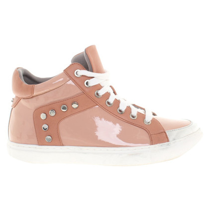 Max & Co Sneakers in rosa antico