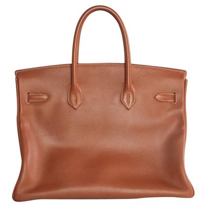 "Hermès ""Birkin Bag 35"" aus Epsomleder"