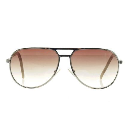 Christian Dior Sonnenbrille mit Schmucksteinen
