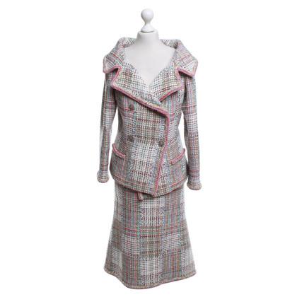 Chanel tweed costume