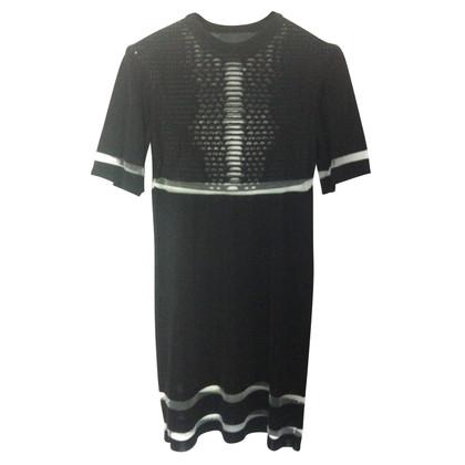 Alexander Wang doorzichtige jurk