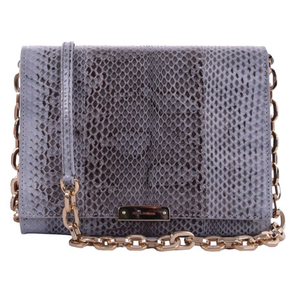 Dolce & Gabbana slangenhuid clutch