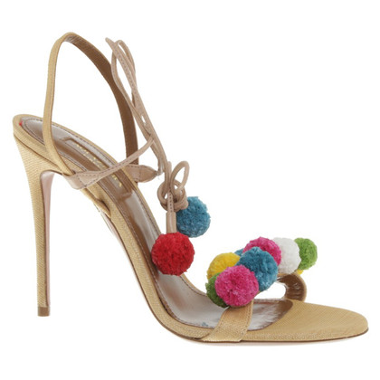 Aquazzura Lace-pumps in Multicolor