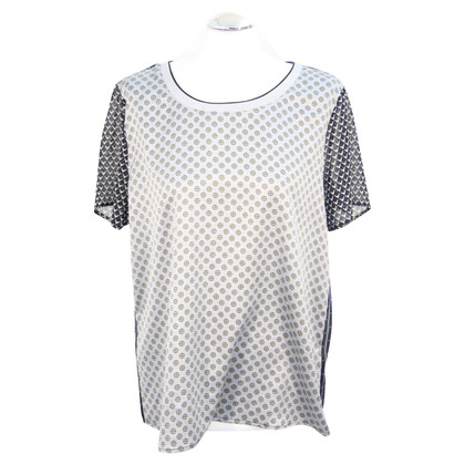 Maison Scotch top with pattern