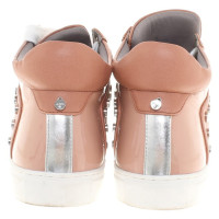 Max & Co Sneakers in blush pink