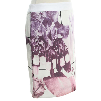 Lala Berlin skirt with floral print