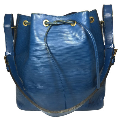"Louis Vuitton ""Petit Noé EPI' in blu"