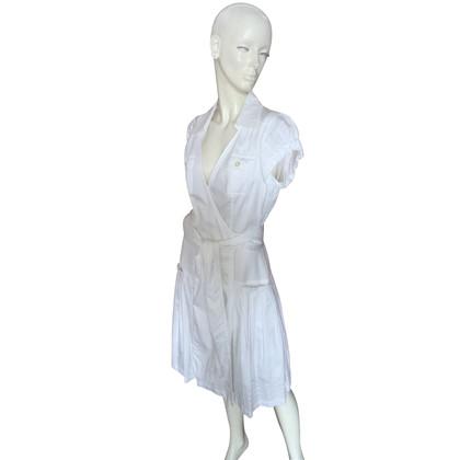 Diane von Furstenberg Wrap dress in white