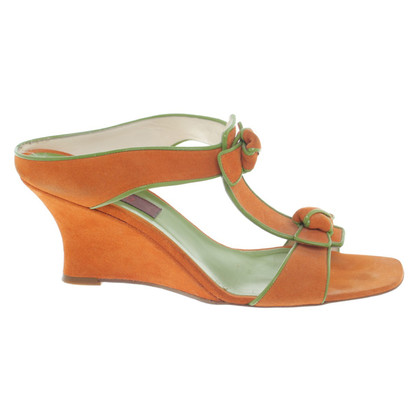 Kenzo Sandals in Orange