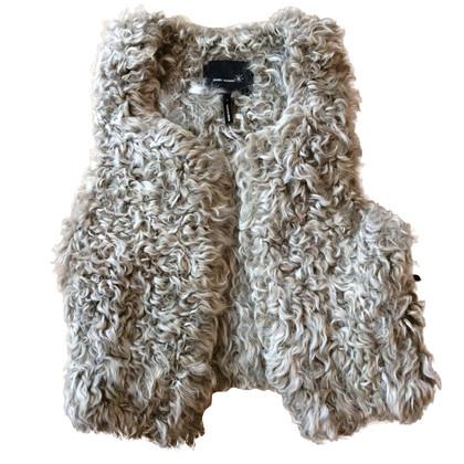 Isabel Marant fur vest