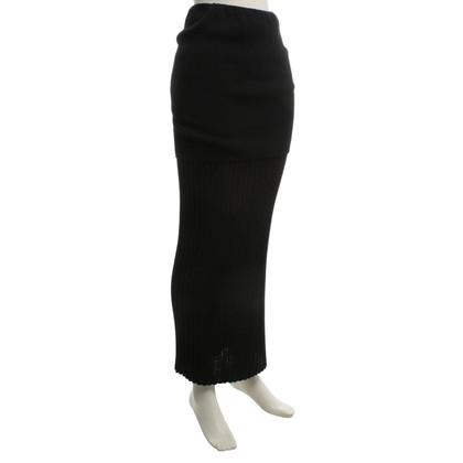 Andere merken Annette Görtz - wollen rok in zwart