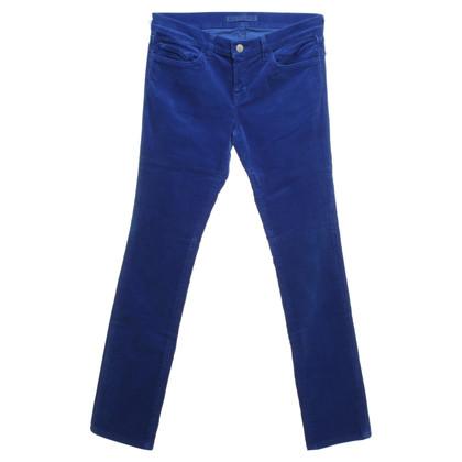 J Brand Hose in Blau