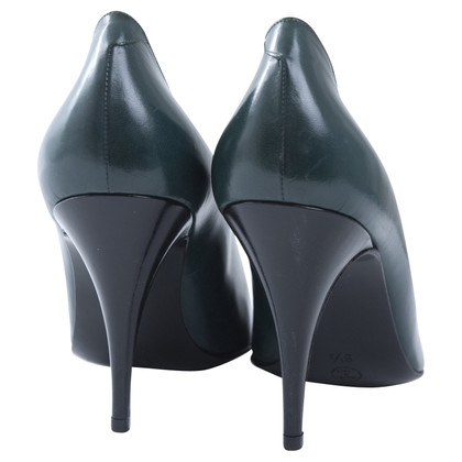 René Caovilla pumps in Green/Black