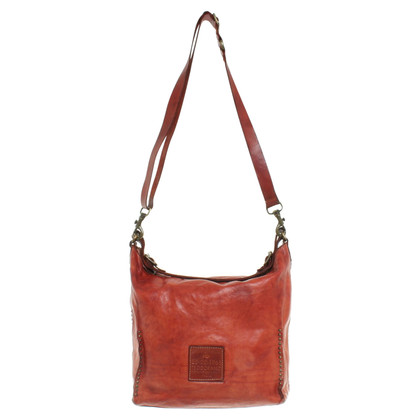 Campomaggi Crossbody tas in used-look