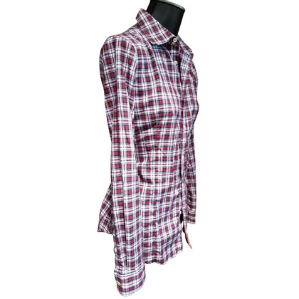 Dsquared2 Plaid blouse