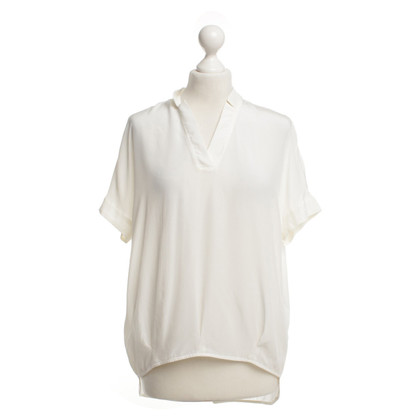 Altre marche Marella - camicetta di seta in crema