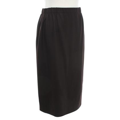 Marina Rinaldi skirt in brown