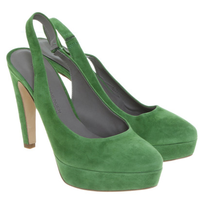 Other Designer Kennel & Schmenger - peep toe pumps