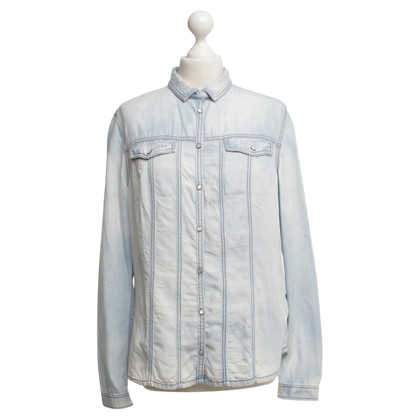 Burberry Jeans shirt in light blue