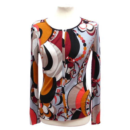 Emilio Pucci Jacket with print