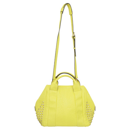 MCM Handtas in geel