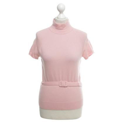 Escada Cashmere top in pink