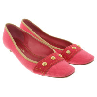Louis Vuitton Ballerinas in Pink