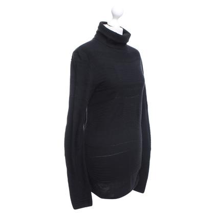 Just Cavalli Gebreide trui in zwart