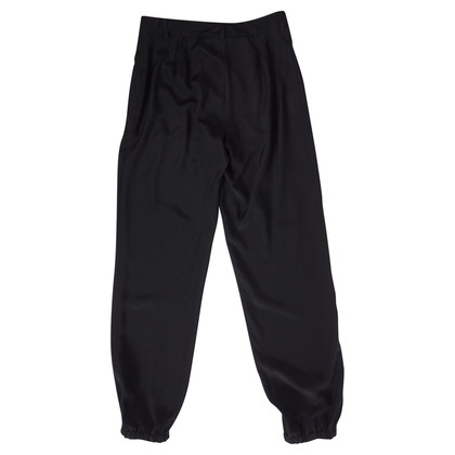 Missoni Black silk trousers