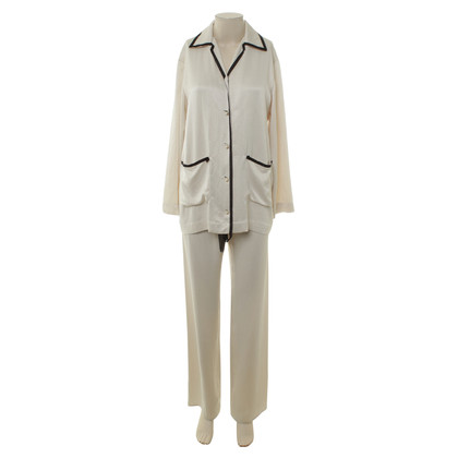 Lanvin Pants suit in cream